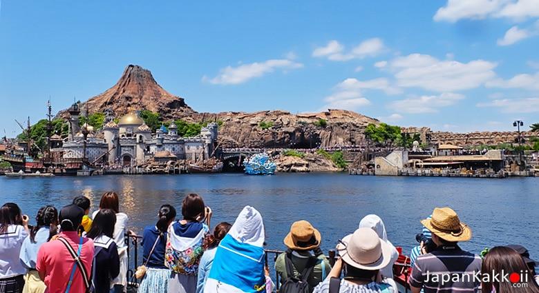 Tokyo DisneySea - Mediterranean Harbor