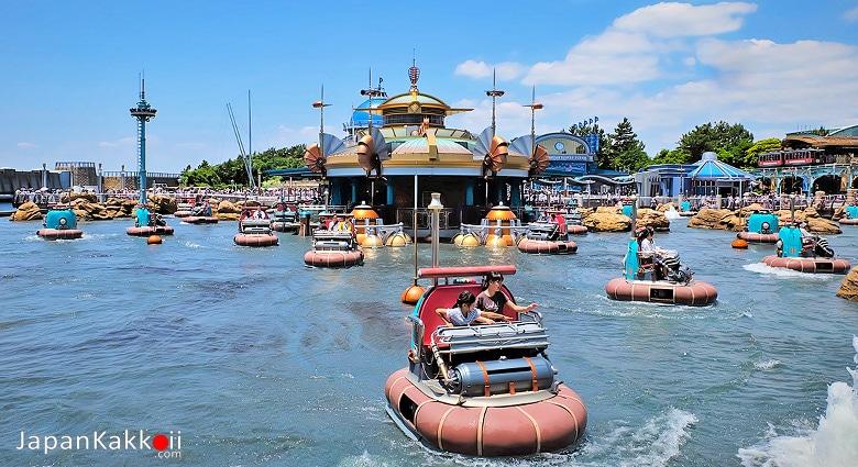 Tokyo Disney Sea - Aquatopia