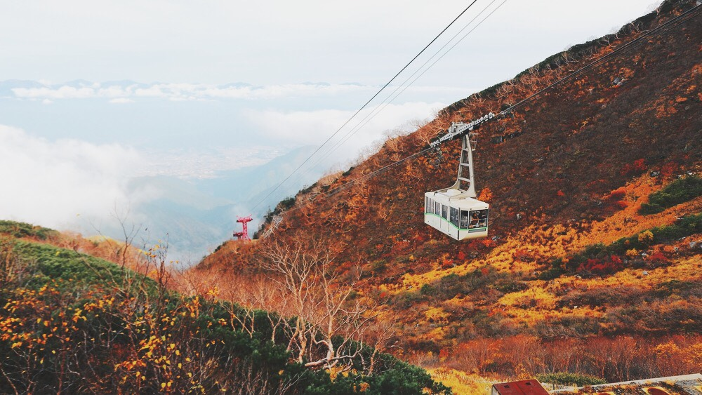 ยอดเขาเซนโจจิคิของเจแปนแอลป์(Central Alps Senjojiki Cirque)