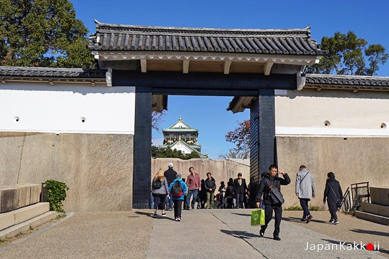 ประตู Sakuramon Gate