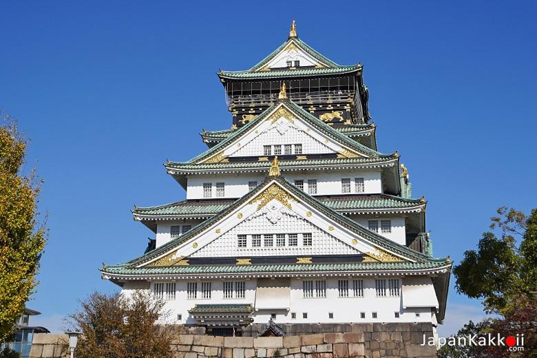 Osaka Castle / 大阪城