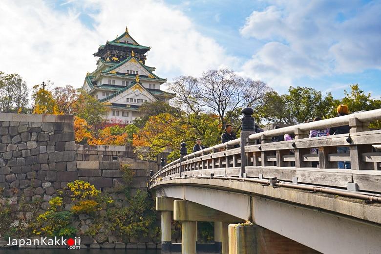 พยากรณ์ใบแปะก๊วยเปลี่ยนสี 2019 ที่ญี่ปุ่น