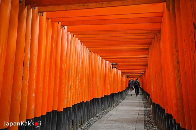 ศาลเจ้าฟุชิมิ อินาริ ไทฉะ (Fushimi Inari Taisha / 伏見稲荷大社)