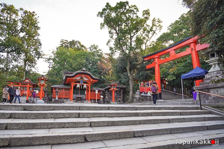 Tamayama Inarisha (玉山稲荷社)