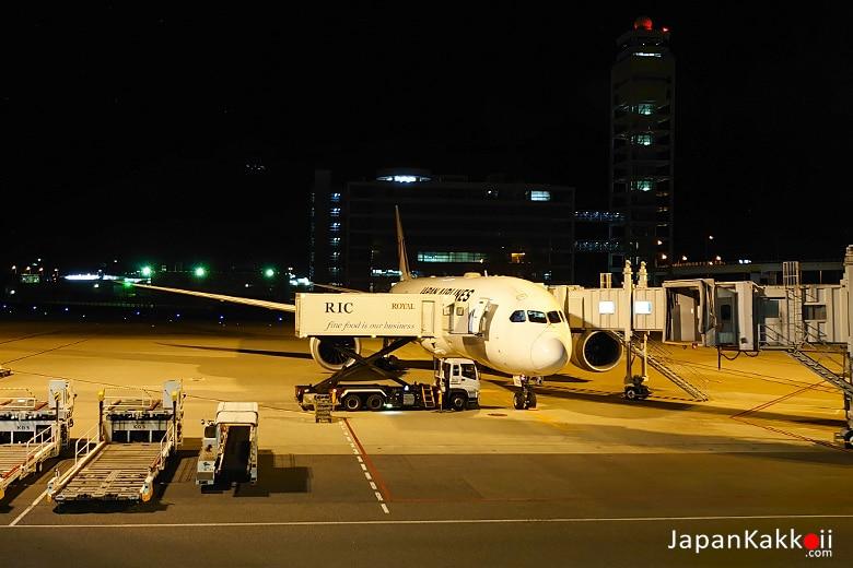 สายการบินเจแปนแอร์ไลน์ (Japan Airlines)