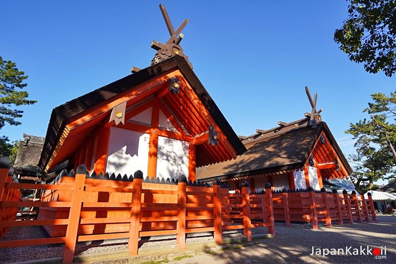 ศาลเจ้าสุมิโยชิ ไทฉะ (Sumiyoshi Taisha)