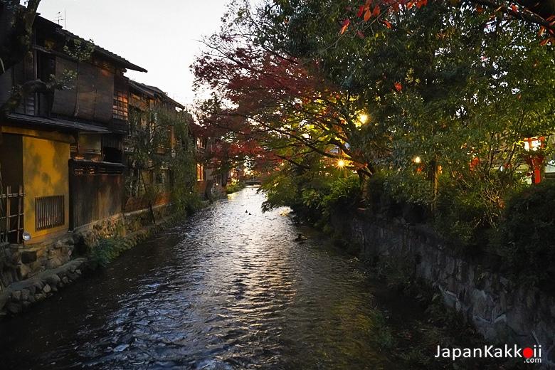 คลองชิราคาว่า (Shirakawa / 白川)