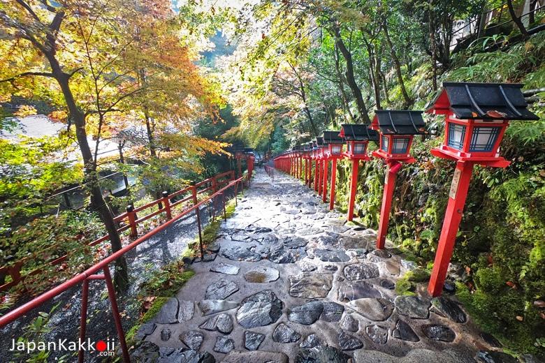 Kifune-jinja Shrine / 貴船神社