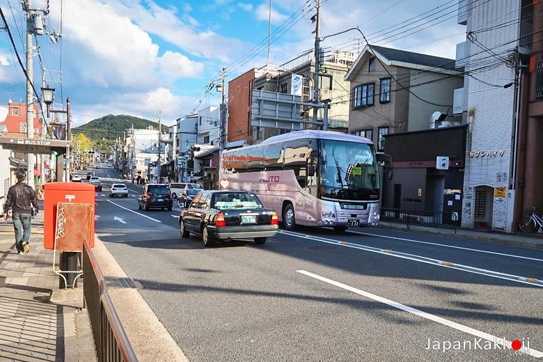 ถนน Shichijo-dori