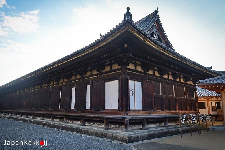 วัดซันจูซันเก็นโด (Sanjusangendo Temple)