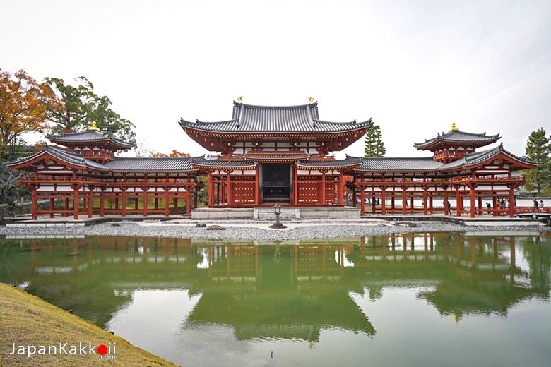 วัดเบียวโดอิน (Byodoin Temple / 平等院)