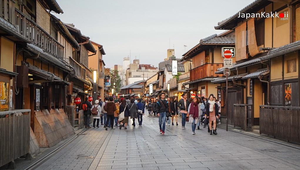 เที่ยวกิออน (Gion) เกียวโต (Kyoto)