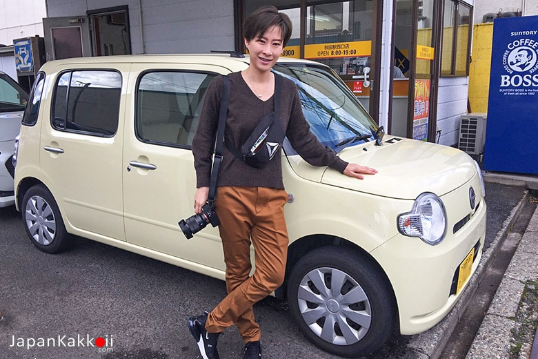 รีวิวการขับรถเที่ยวญี่ปุ่น