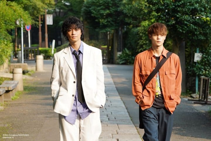 Criminologist Himura and Mystery Writer Arisugawa SP