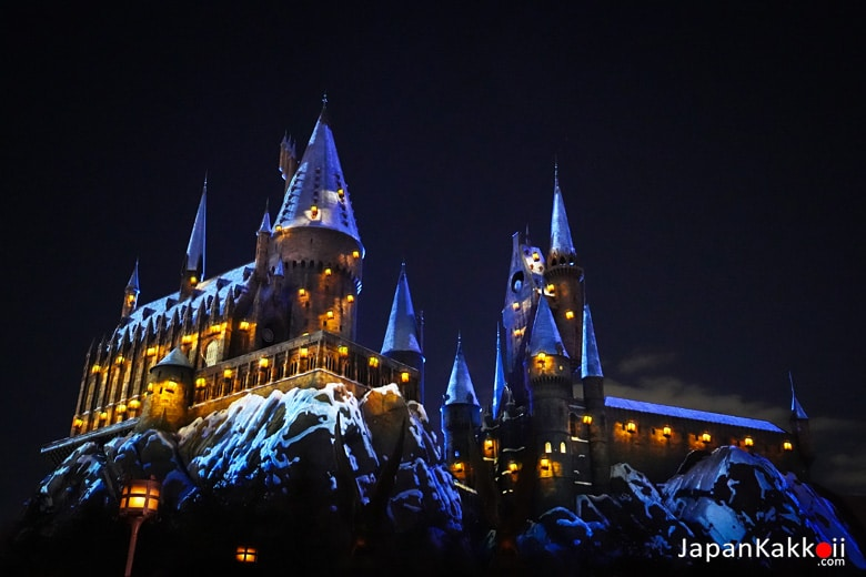 Winter in the Wizarding World of Harry Potter
