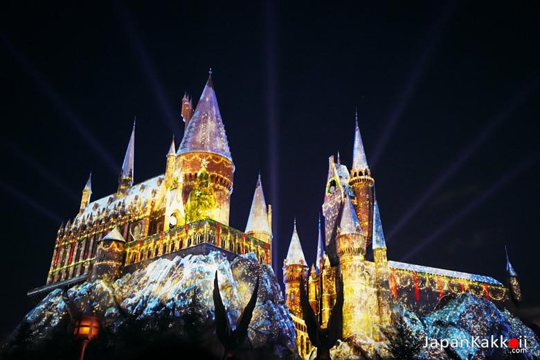Hogwarts Magical Night - Winter Magic -