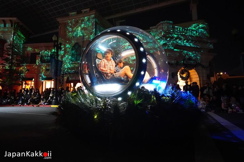 Universal Spectacle Night Parade - Jurassic World