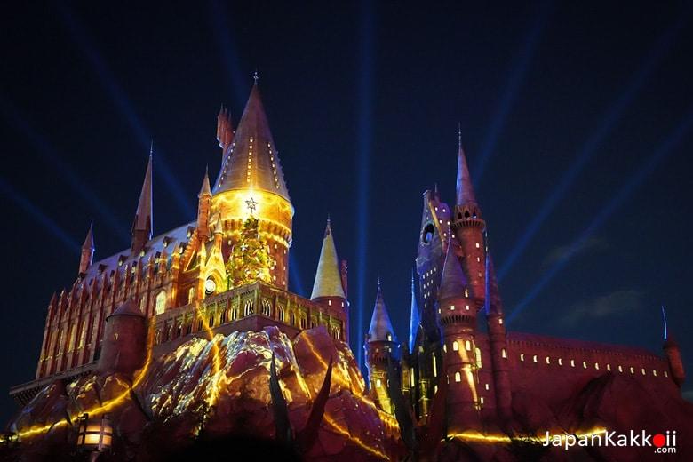 Hogwarts Magical Night - Winter Magic