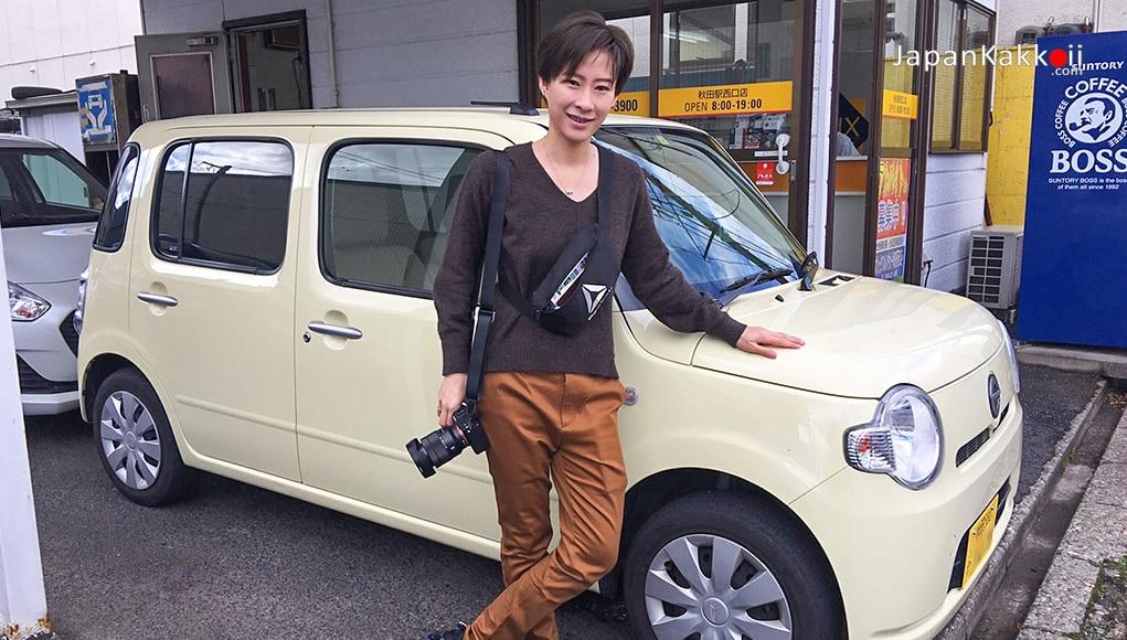 เช่ารถขับเที่ยวญี่ปุ่นด้วยตัวเอง