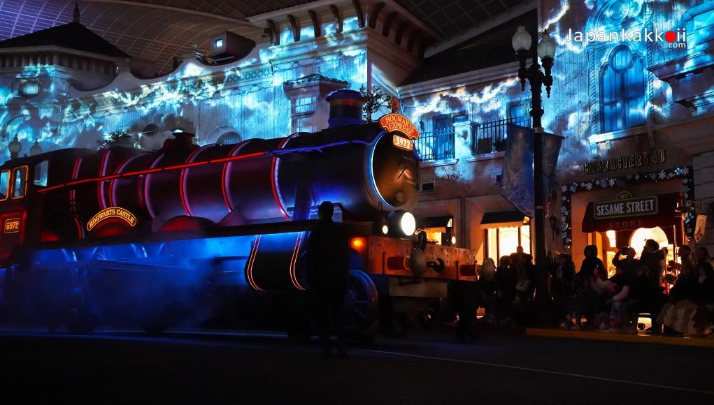 Universal Studios Japan ขบวนพาเหรด