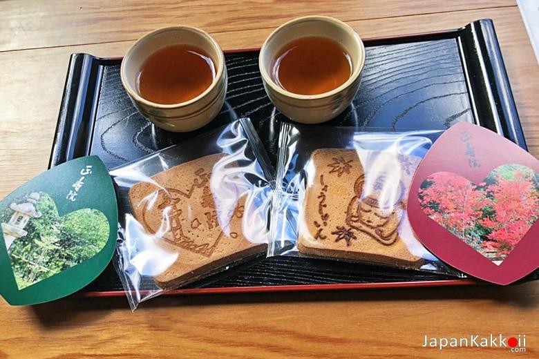 ขนมและชา