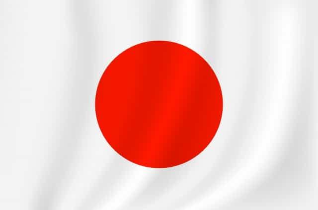 ธงประเทศญี่ปุ่น
