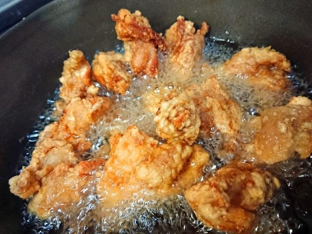 การทอดไก่ครั้งที่ 2