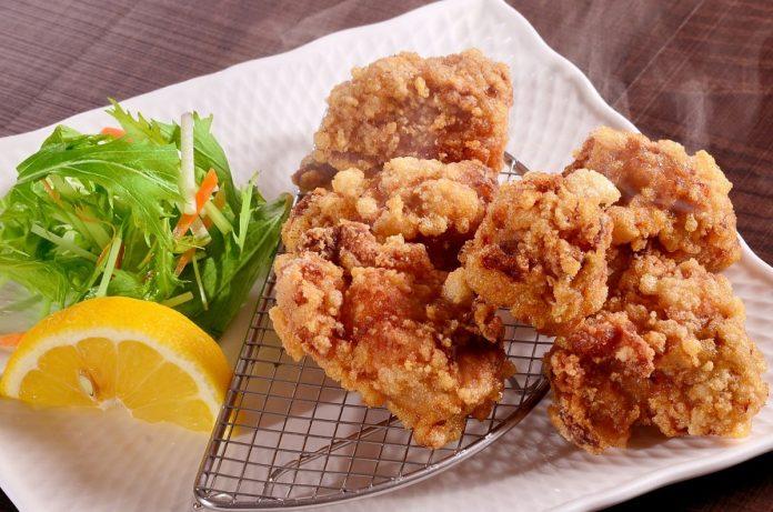 วิธีทำไก่คาราอาเกะ (Karaage)