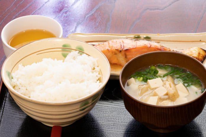 อาหารญี่ปุ่นลดน้ำหนัก