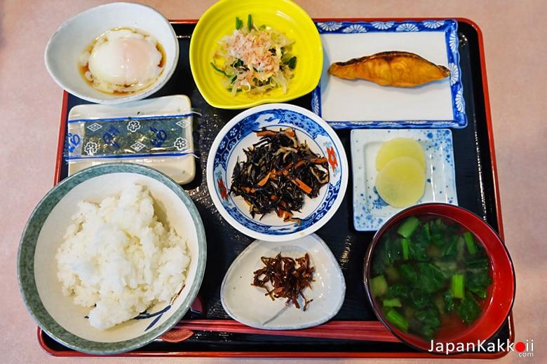อาหารญี่ปุ่นแบบดั้งเดิม