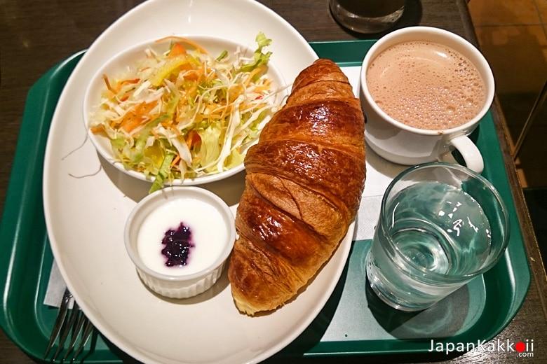 อาหารเช้าแบบตะวันตก