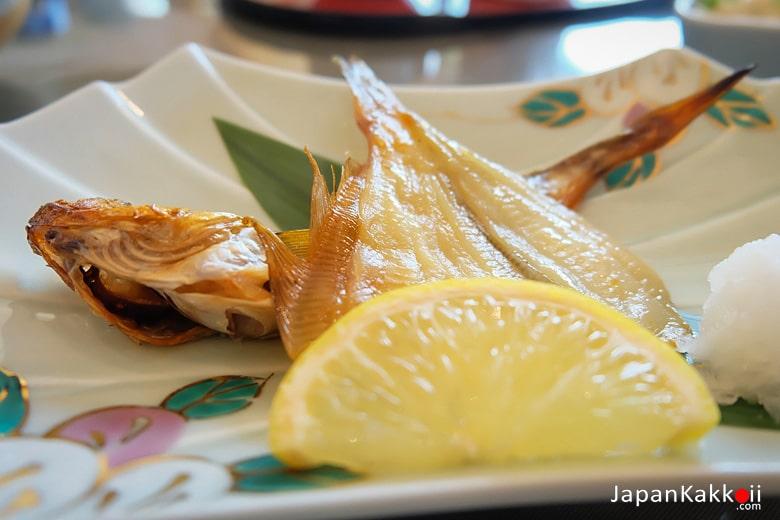 อาหารจากปลา