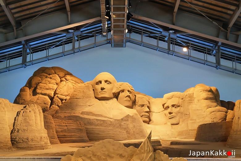 The Mount Rushmore National Memorial