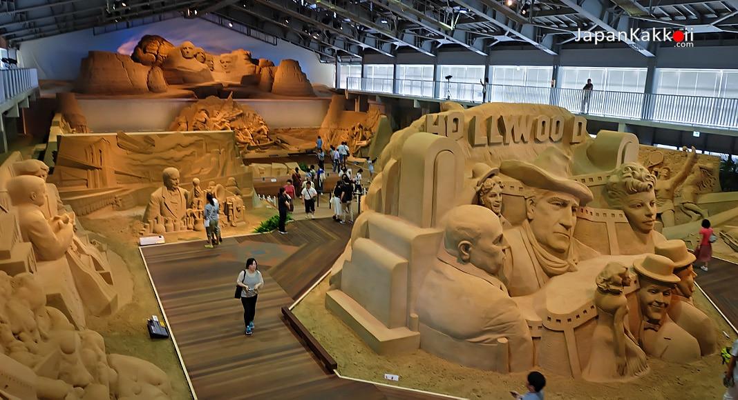 พิพิธภัณฑ์ศิลปะทราย (The Sand Museum)