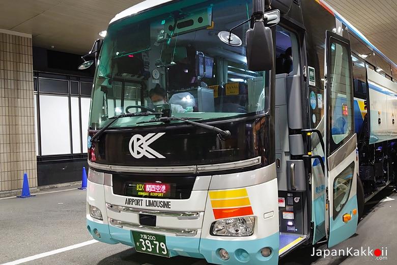 Kansai Airport Limousine Bus