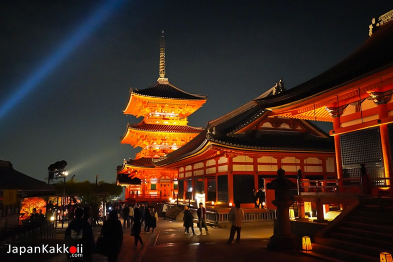 วัดคิโยมิสึเดระ (Kiyomizu-dera Temple)