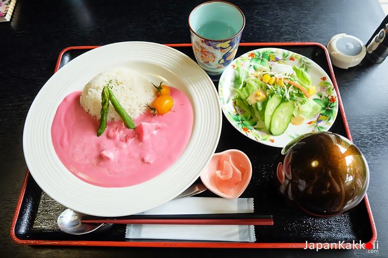 แกงกะหรี่สีชมพู (Pink Curry)
