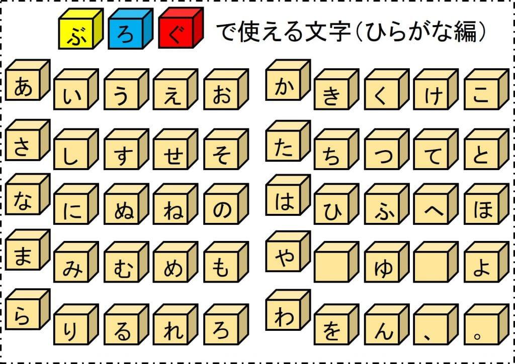 ひらがな (Hiragana)