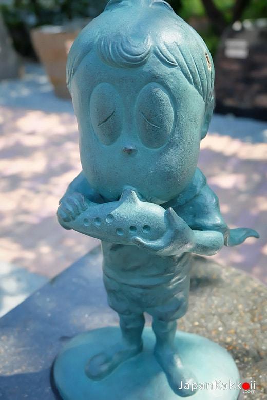 รูปปั้นอาคุมะคุง