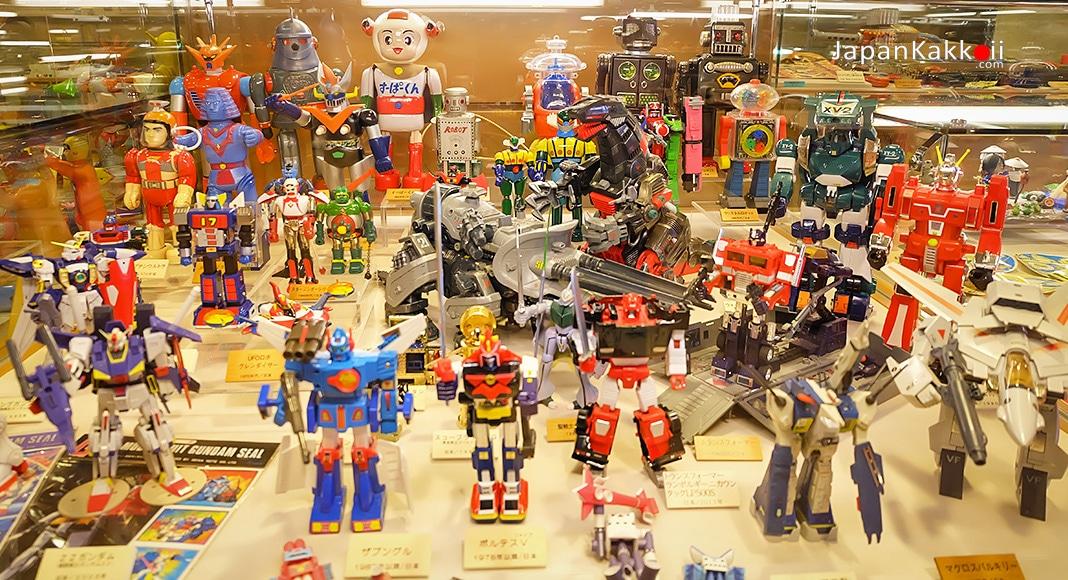 พิพิธภัณฑ์ของเล่นวาราเบะคัง (WarabeKan Toy Museum)